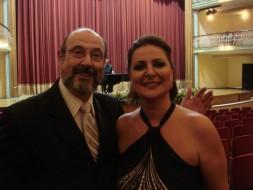 Sergio Casoy e Maria Pia Piscitelli-T.S.Pedro-14.10.2010