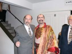 Sergio Casoy e Paulo Queiróz (Herodes) - Belém 24.11.2012
