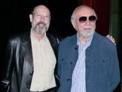 Sergio Casoy e Renato Bruson, 28.04.2012