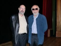 Sergio Casoy e Renato Bruson-28.04.2012