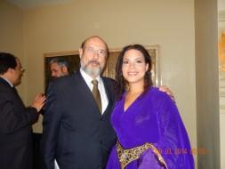 Sergio Casoy e Susanna Branchini (Leonora)-TROVATORE TMSP-08.03.2014