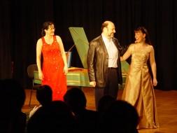 Vania Pajares, Sergio Casoy e Denise de Freitas-Livr.Cultura 21.08.2007